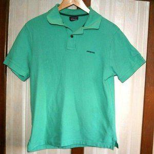Vintage PATAGONIA Men's Polo Shirt Small